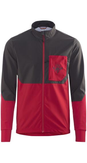 Maloja M's GlenwoodM. Nordic Jacket flame